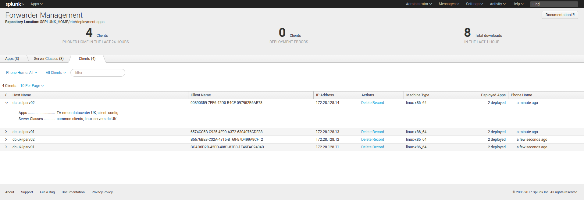 Userguide — Nmon Performance monitor Splunk app for Unix and